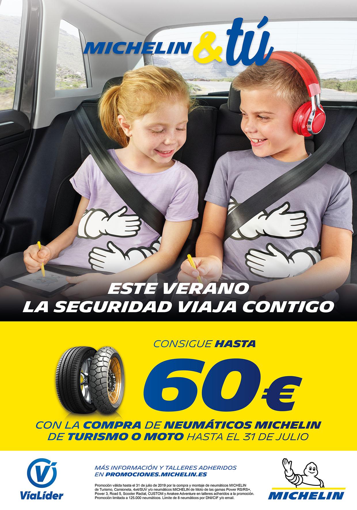 Promoción Michelin&tú