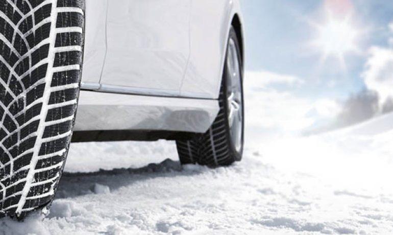 Neumáticos de invierno. De nuevo indicamos su importancia.