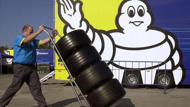 Nuevo neumático de invierno Michelin