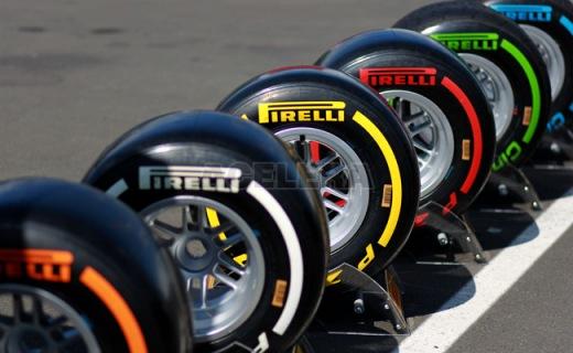 Conoce los tipos de neumáticos de la Fórmula 1