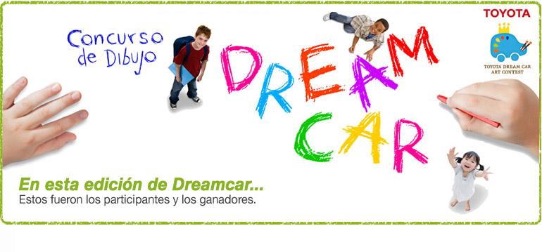 TOYOTA Dream Car Concurso de Dibujo