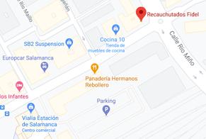 Salamanca, Av. de los Cipreses