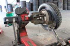 montaje neumaticos vehiculo pesado